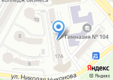 Компания «Фаворит Пласт» на карте