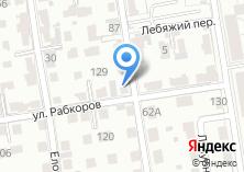 Компания «Фаворит» на карте
