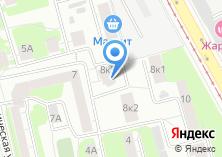 Компания «Анаита» на карте