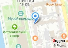 Компания «Sokol Family Event Club» на карте