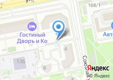 Компания «Юг-центр» на карте
