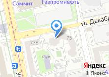 Компания «ФОРТ ДИАЛОГ-Исеть» на карте
