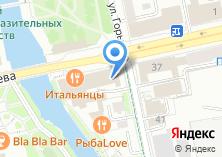 Компания «РЕМБУРГ.РФ» на карте