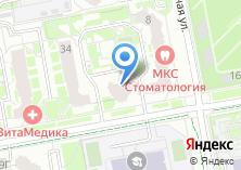 Компания «ТОНУС-СТУДИЯ ЯБЛОКО» на карте