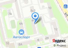 Компания «Хисамутдинов Р.Ф.» на карте