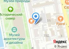 Компания «ИК НОВОСЕЛЬЕ» на карте