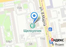 Компания «Щелкунчик» на карте