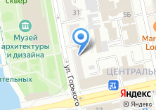 Компания «VORONOV-ART» на карте