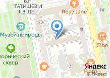 Компания «ЭКСПЕРТ-ВЗГЛЯД» на карте