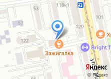 Компания «АПЕКС-Екатеринбург» на карте
