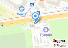 Компания «Автостоянка на ул. Машиностроителей» на карте