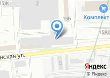 Компания «Станкоград» на карте