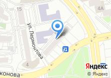 Компания «Будь в контакте» на карте