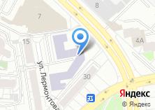 Компания «Классическая гимназия №104» на карте