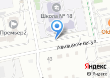 Компания «A-1» на карте