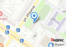 Компания «Ильича-48» на карте