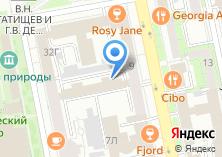 Компания «Росбланкиздат» на карте