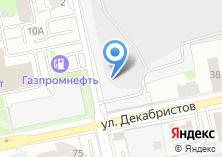 Компания «Dubmotors.ru» на карте