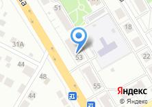 Компания «Урожай» на карте