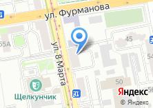 Компания «Shopgruop» на карте