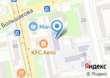 Компания «УрГПУ» на карте