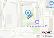 Компания «Автокомплекс-2000» на карте