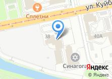 Компания «БРАСЛЕТПРОМО» на карте