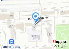 Компания «Урал-Мастер» на карте