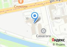 Компания «Атомтурсервис» на карте