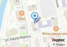 Компания «ДАТА-ЦЕНТР АВТОМАТИКА» на карте