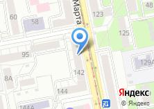 Компания «Ю)Line» на карте