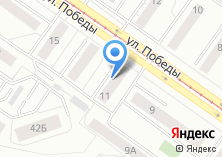 Компания «Сибирское здоровье» на карте
