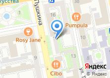 Компания «МТ Сервис» на карте