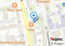 Компания «Дом писателя» на карте