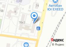 Компания «Уралкерамика» на карте