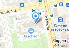 Компания «Скороходофф.рф» на карте