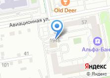 Компания «Родонит» на карте