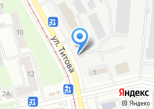 Компания «Автостоянка на ул. Титова» на карте
