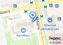 Компания «АвтоBest» на карте