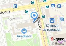 Компания «НОЧУ ИДПО» на карте