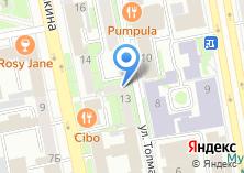 Компания «TUTTI FRUTTI» на карте
