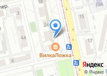 Компания «Евангелиста» на карте
