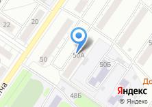 Компания «Алир» на карте