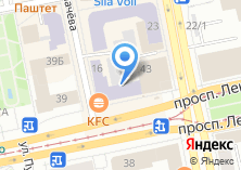 Компания «Street Market Food & Buffet» на карте