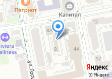Компания «ВИЗ-Брокер» на карте