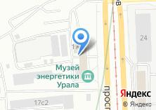 Компания «УМТСК» на карте
