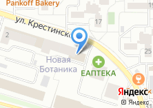 Компания «Уралкосмос плюс» на карте