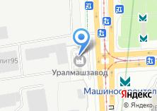 Компания «ТД Электротехнологии» на карте
