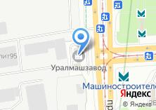 Компания «Шинмаркет» на карте