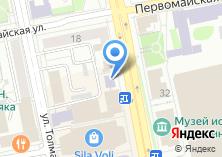 Компания «Институт моды» на карте